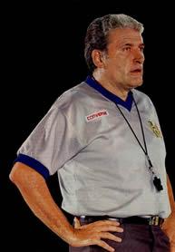 L'arbitro di pallacanestro Bruno Duranti